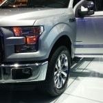 2015 Ford F-150 Doors Open