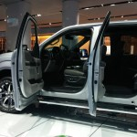2015 Ford F-150 Doors/Interior