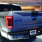 2015 Ford F-150 Tail Gate