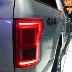 2015 Ford F-150 Tail Light