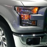 2015 Ford F-150 Head Light and Fog Light
