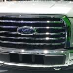 2015 Ford F-150 Chrome 5-bar