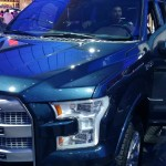 2015 Ford F-150 Blue