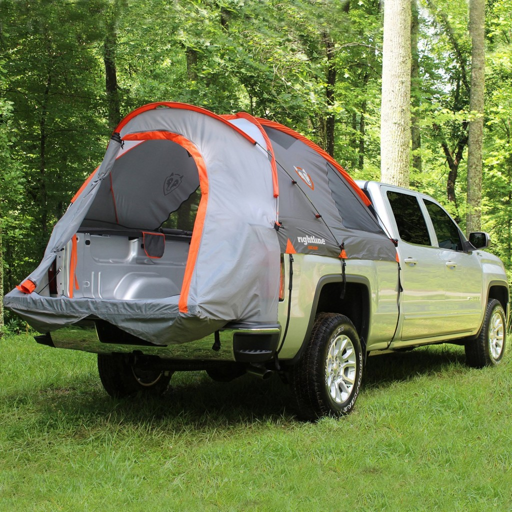 Truck Bed Mounted Tent & Truck Bed Mounted Tent | Ford F-150 Blog