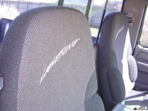 1994 Ford F-150 Lightning Seats