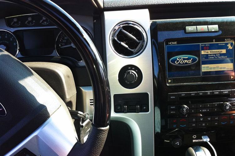 2011 ford f 150 interior ford f 150 blog - 2013 ford f 150 interior accessories ...