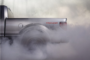 Video: EcoBoost Ford F-150 Burnouts