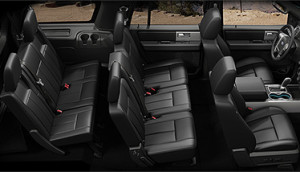 2015 Ford Expedition 3 Rows of Seating
