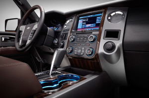 2015 Ford Expedition Interior Details