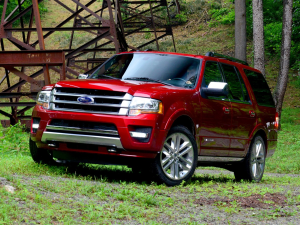 2015 Ford Expedition vs Chevy Tahoe