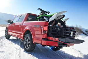 2015 F-150 Payload Capacity vs Competition