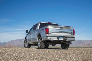 Livernois has tuned the 2015 EcoBoost F-150