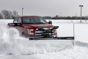 2015 F-150 Snow Plow Prep Package