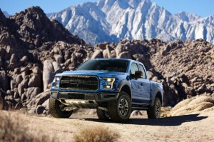 2017 Raptor get's Advanced 4WD/AWD System
