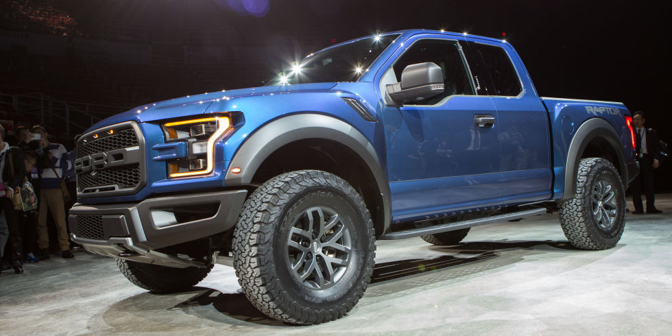 2017 F150 Raptor at Detroit Auto Show | Ford F-150 Blog