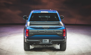 2017 Ford F-150 Raptor Tailgate