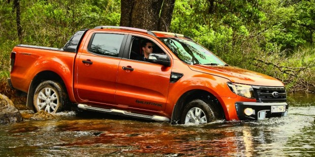 2014 ford ranger wildtrak offroad fording water ford f 150 blog. Black Bedroom Furniture Sets. Home Design Ideas