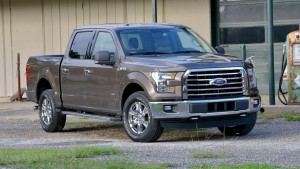 2015 Ford F-150 Receives 5-Star Crash Rating
