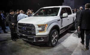 What Are People Trading In for a 2015 F-150?