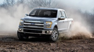 2015 Ford F-150 Silver 2.7 Liter EcoBoost