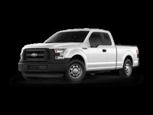 2015 Ford F-150 XL Super Cab Work Truck