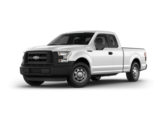 2017 Ford F 150 Xl Super Cab Work Truck