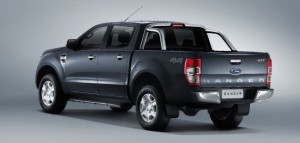 2015 Ford Ranger Rear