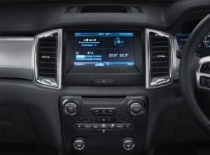 2015 Ford Range Sync2 System