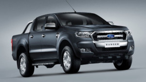 2015 Ford Ranger (Global)