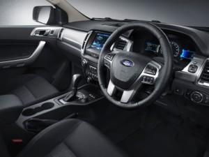 2015 Ford Ranger Interior (Global)