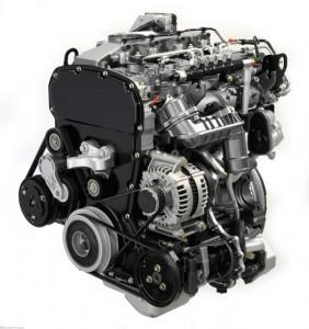 3.2 Liter Duratorq Diesel Engine