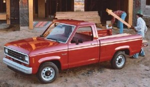 1983 Ford Ranger Regular Cab
