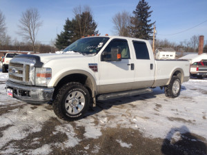 Readers Rides: 2008 Ford F-250 Lariat