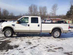 2008 Ford F-250 Lariat Super Duty Front