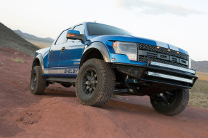 Ford SVT Raptor; Shelby 700