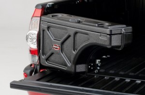Ford F-150 Swing-out storage box drivers side