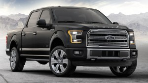 2015 and 2016 Ford F-150 Features