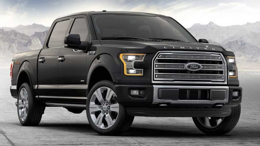 2016 ford f 150 limited ford f 150 blog. Black Bedroom Furniture Sets. Home Design Ideas