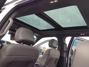 2016 Ford F-150 Panoramic Sunroof