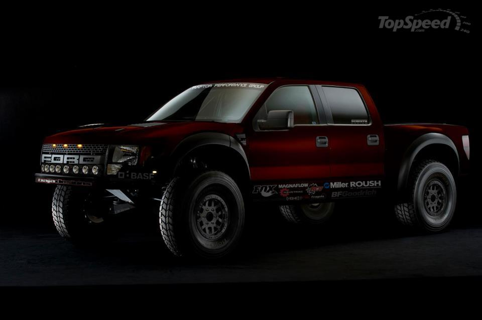 2013 Raptor pre runner | Ford F-150 Blog