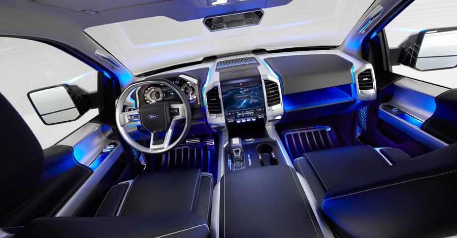 2012 Ford F150 Towing Capacity >> 2013 Ford Atlas Concept 021 Interior | Ford F-150 Blog