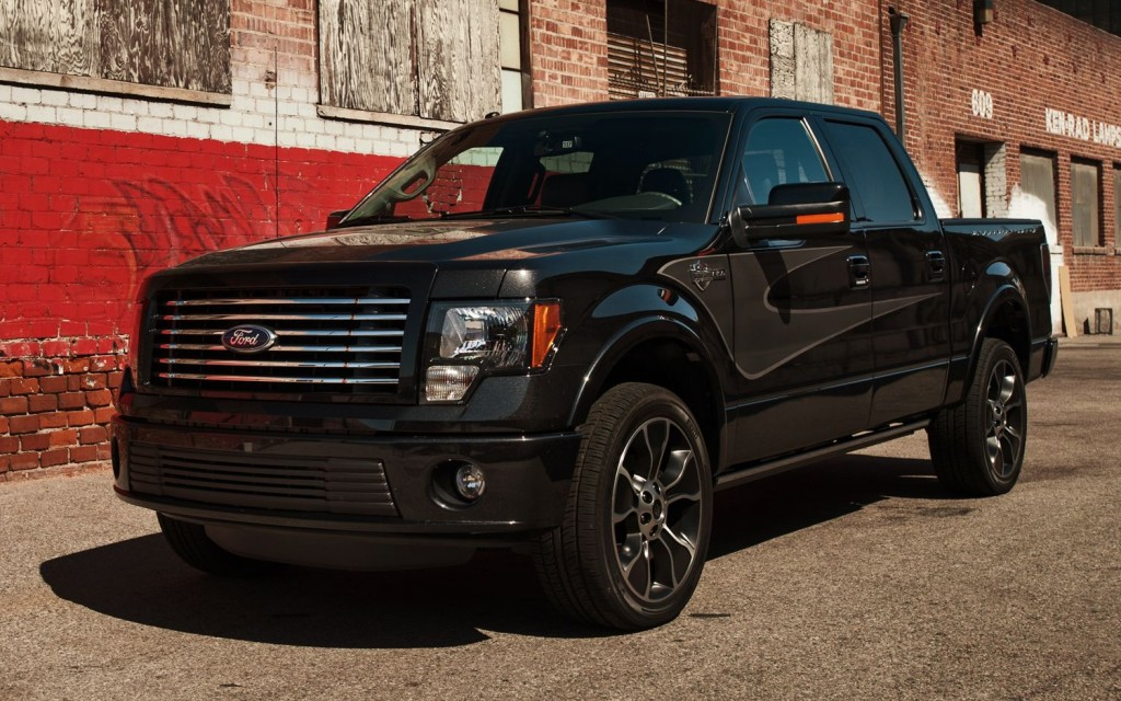 2013 Ford F-150 Supercrew Harley Davidson | Ford F-150 Blog