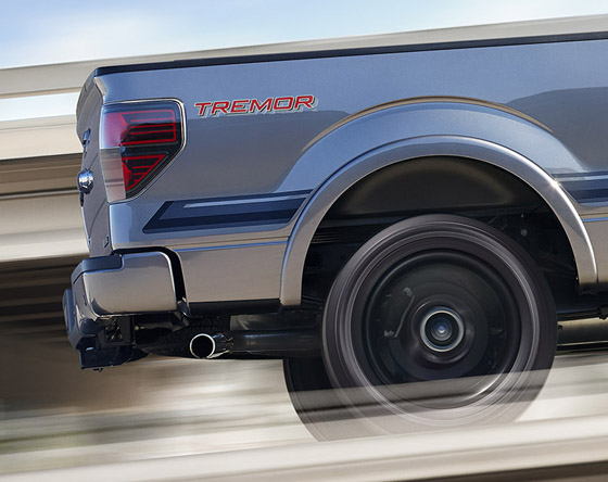 2012 Ford F150 Towing Capacity >> 2014 F-150 Tremor Decals, Graphics | Ford F-150 Blog