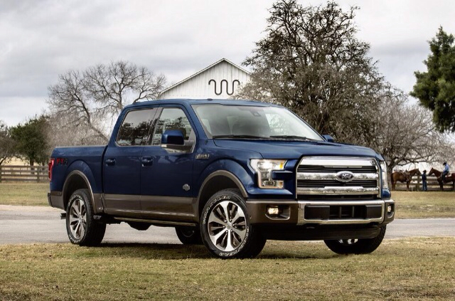 2015 F-150 King Ranch Edition | Ford F-150 Blog