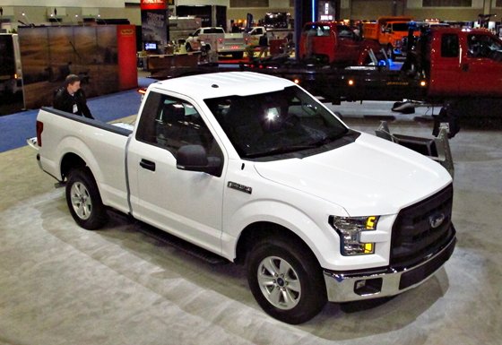2015 F-150 XL Base 2WD | Ford F-150 Blog