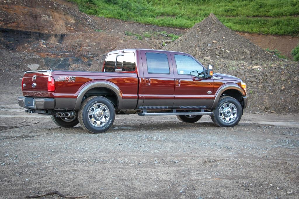 2015 Ford F-250 Powerstroke FX4 King Ranch | Ford F-150 Blog
