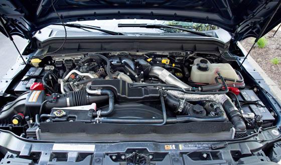 2015 Ford F-Series Super Duty 6.7 Liter V8 Powerstroke ...
