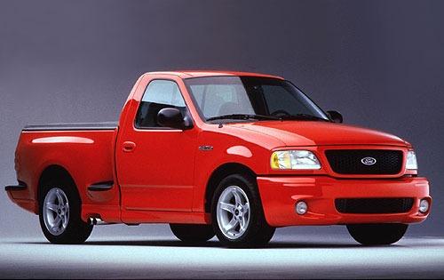 2000 Ford F-150 SVT Lightning Regular Cab Supercharged | Ford F-150 Blog