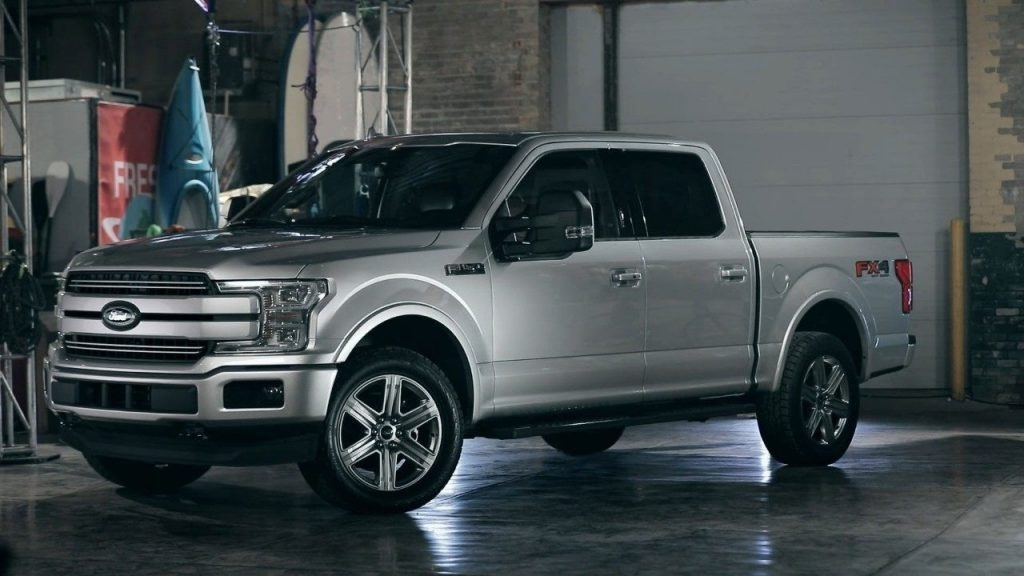 2019 Ford F 150 With 2 7 Liter Ecoboost And Fx4 Package Ford F 150 Blog
