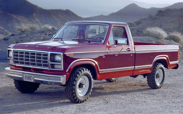 1996 f150 mpg